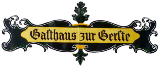 Shop Gasthaus zur Gerste